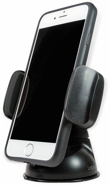 KFZ Smartphonehalter LOGILINK AA0119, für Armaturenbrett/Windschutzscheibe - Produktbild 7