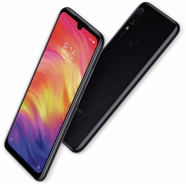 Handy XIAOMI F7A Redmi Note 7, 32 GB, LTE, schwarz - Produktbild 4