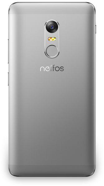 "Smartphone TP-LINK Neffos X1, 12,7 cm (5""), 16 GB, Cloudy Grey, B-Ware - Produktbild 2"