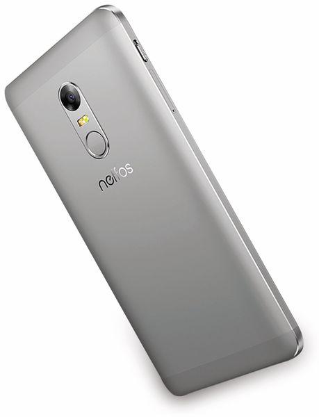 "Smartphone TP-LINK Neffos X1, 12,7 cm (5""), 16 GB, Cloudy Grey, B-Ware - Produktbild 3"