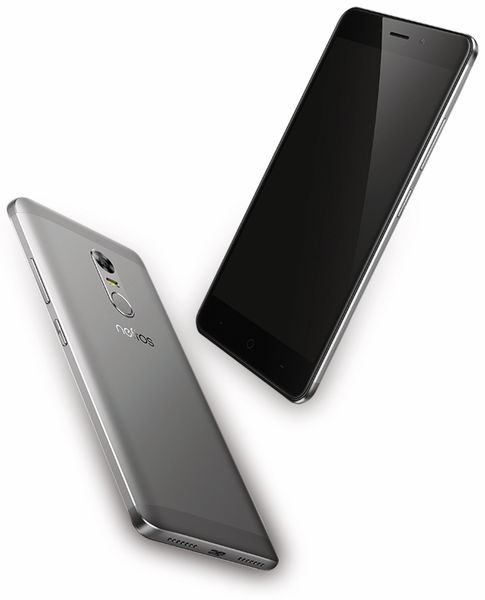 "Smartphone TP-LINK Neffos X1, 12,7 cm (5""), 16 GB, Cloudy Grey, B-Ware - Produktbild 5"