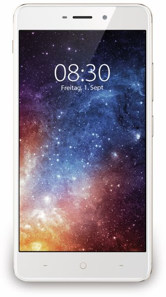 "Smartphone TP-LINK Neffos X1, 12,7 cm (5""), 16 GB, Sunrise Gold, B-Ware"