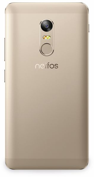 "Smartphone TP-LINK Neffos X1, 12,7 cm (5""), 16 GB, Sunrise Gold, B-Ware - Produktbild 2"