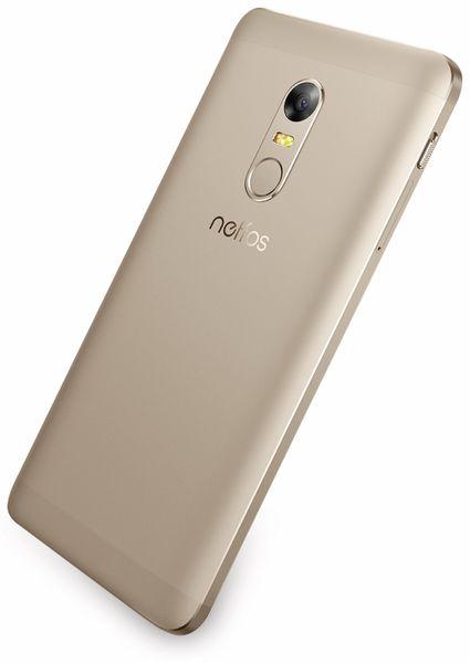 "Smartphone TP-LINK Neffos X1, 12,7 cm (5""), 16 GB, Sunrise Gold, B-Ware - Produktbild 3"