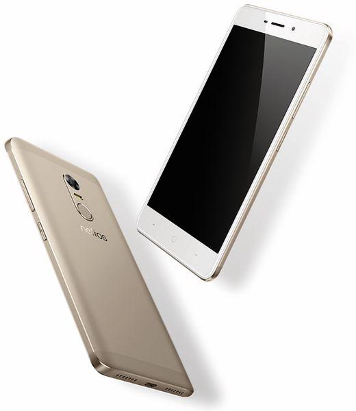 "Smartphone TP-LINK Neffos X1, 12,7 cm (5""), 16 GB, Sunrise Gold, B-Ware - Produktbild 6"