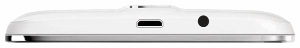 Dual-SIM Smartphone HAIER HaierPhone W867, QuadCore, weiß, B-Ware - Produktbild 4