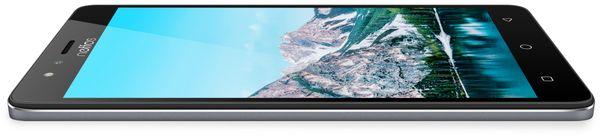 "Smartphone TP-LINK Neffos C5S, 5"", 8 GB, grau, inkl. 3350 mAh Powerbank - Produktbild 5"
