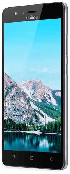 "Smartphone TP-LINK Neffos C5S, 5"", 8 GB, grau, inkl. 3350 mAh Powerbank - Produktbild 6"
