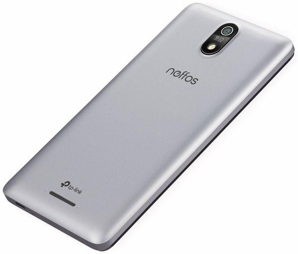 "Smartphone TP-LINK Neffos C5S, 5"", 8 GB, grau, inkl. 3350 mAh Powerbank - Produktbild 7"