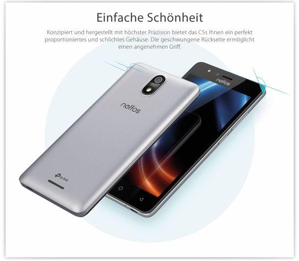 "Smartphone TP-LINK Neffos C5S, 5"", 8 GB, grau, inkl. 3350 mAh Powerbank - Produktbild 10"