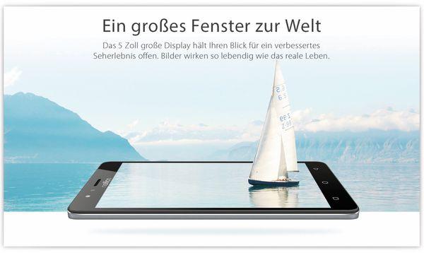"Smartphone TP-LINK Neffos C5S, 5"", 8 GB, grau, inkl. 3350 mAh Powerbank - Produktbild 11"