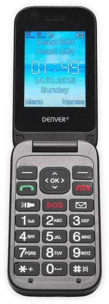 Handy DENVER BAS-24200M, schwarz - Produktbild 3