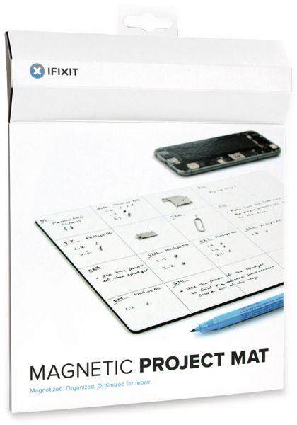 Arbeitsunterlage IFIXIT Magnetic Project Mat Pro, magnetisch - Produktbild 3