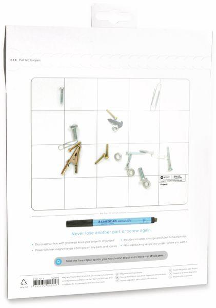 Arbeitsunterlage IFIXIT Magnetic Project Mat Pro, magnetisch - Produktbild 4