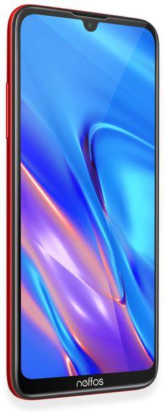 "Handy NEFFOS C9 max, 32GB, 6,088"", rot, LTE - Produktbild 2"