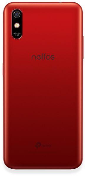 "Handy NEFFOS C9 max, 32GB, 6,088"", rot, LTE - Produktbild 3"