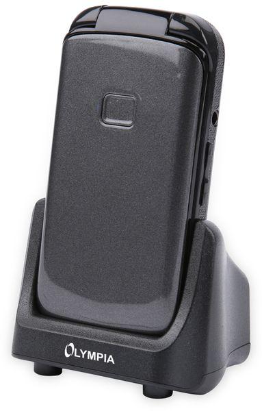 Handy OLYMPIA Brava Plus, schwarz - Produktbild 2