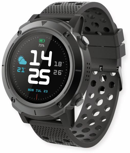 Smartwatch DENVER SW-510, schwarz