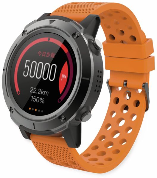 Smartwatch DENVER SW-510, orange