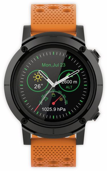 Smartwatch DENVER SW-510, orange - Produktbild 3