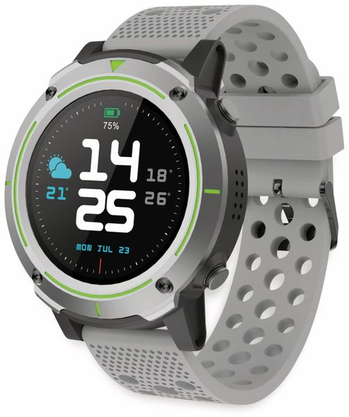 Smartwatch DENVER SW-510, grau