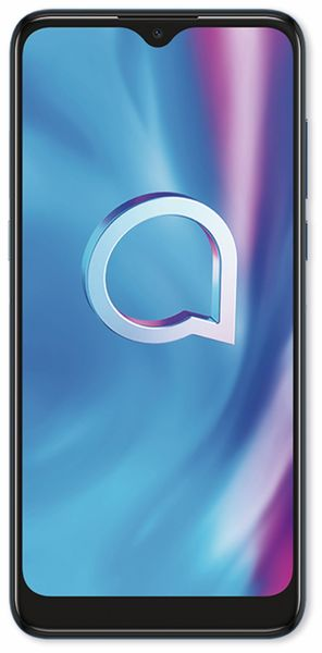 "Handy ALCATEL 1S 5028D, grau, 6,22"", 32GB, Android 10, Dual-SIM"