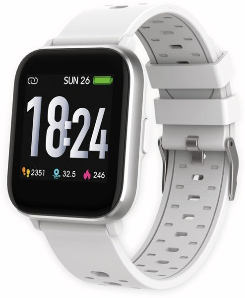 Smartwatch DENVER SW-163, weiß