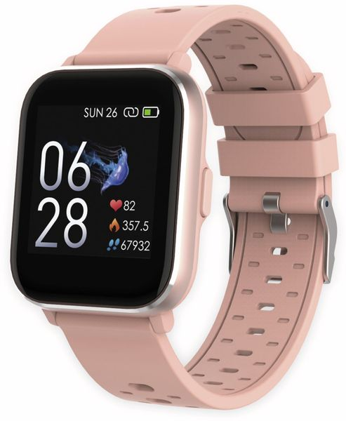 Smartwatch DENVER SW-163, rosa