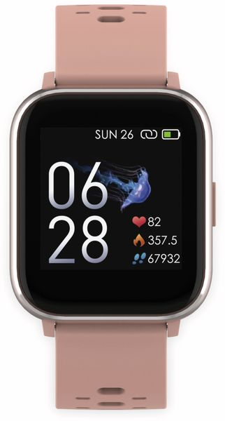 Smartwatch DENVER SW-163, rosa - Produktbild 3