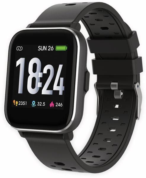 Smartwatch DENVER SW-163, schwarz