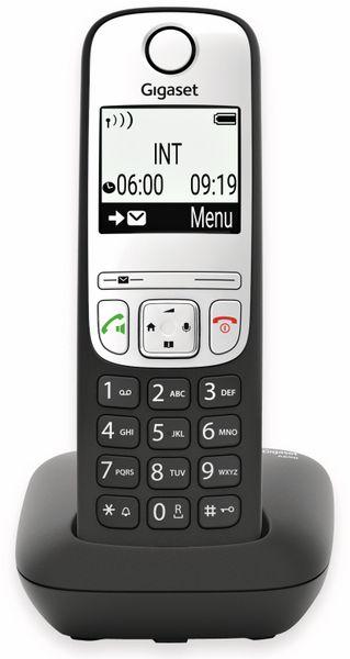 DECT-Telefon GIGASET A690, schwarz - Produktbild 2