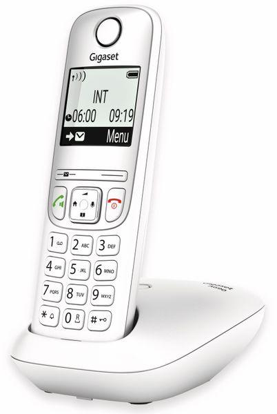 DECT-Telefon GIGASET A690, weiß