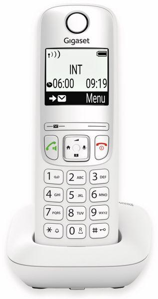 DECT-Telefon GIGASET A690, weiß - Produktbild 2