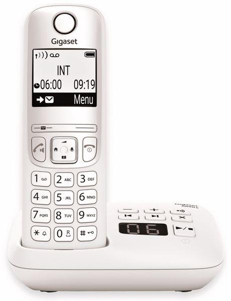 DECT-Telefon GIGASET A690A, weiß - Produktbild 2