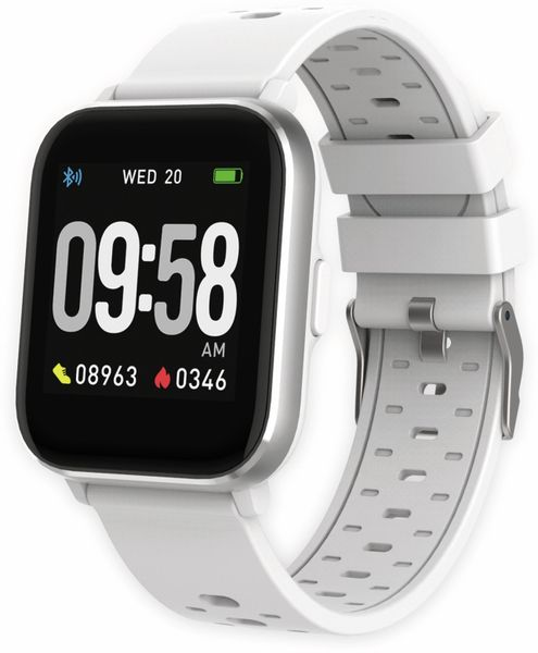 Smartwatch DENVER SW-164, weiß