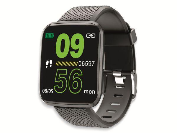 Smartwatch DENVER SW-151, schwarz