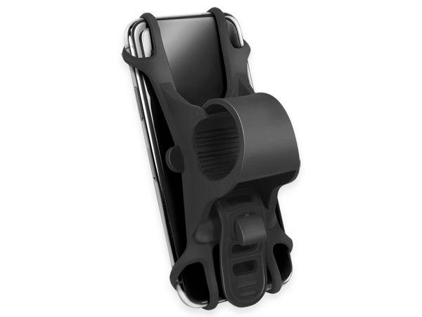 Fahrradlenker Handyhalterung LOGILINK AA0135, 4...6,5 Zoll - Produktbild 3