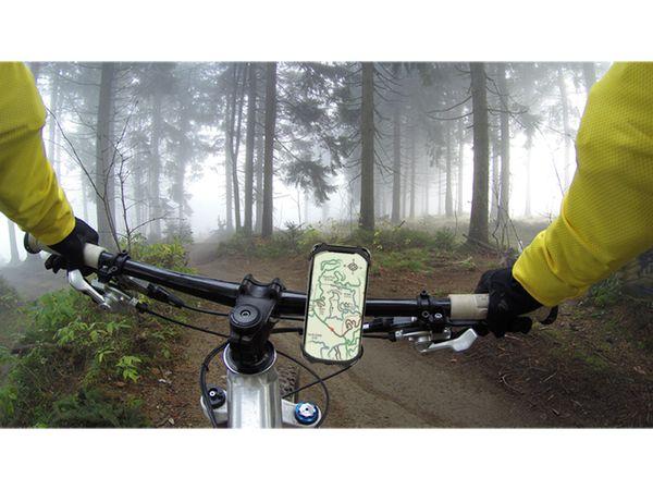 Fahrradlenker Handyhalterung LOGILINK AA0135, 4...6,5 Zoll - Produktbild 4