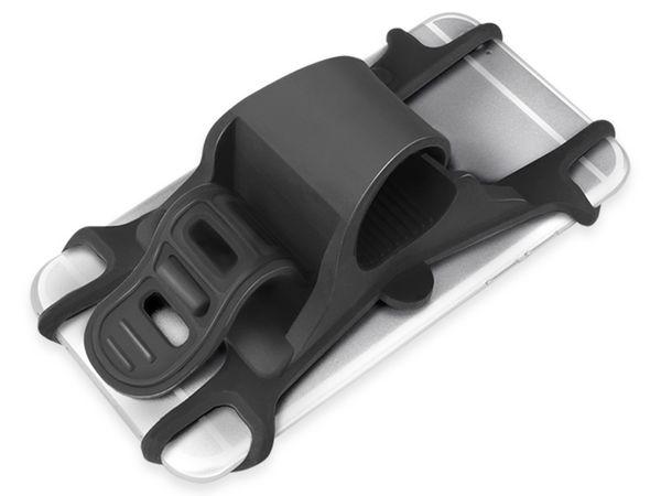 Fahrradlenker Handyhalterung LOGILINK AA0135, 4...6,5 Zoll - Produktbild 7