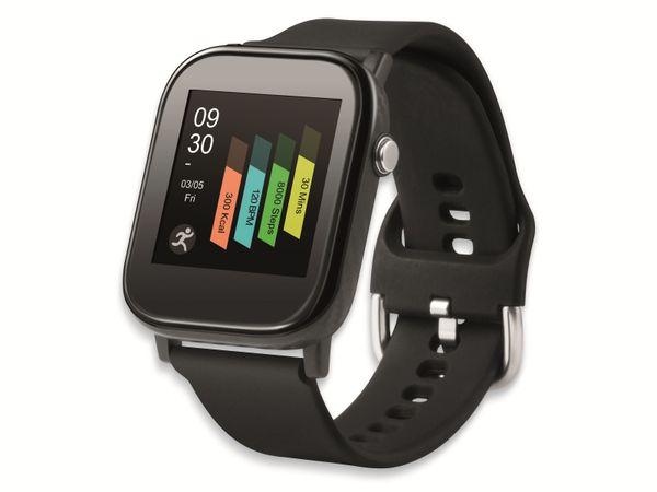 Smartwatch TECHNAXX TX-SW6HR, mit Temperaturmessung