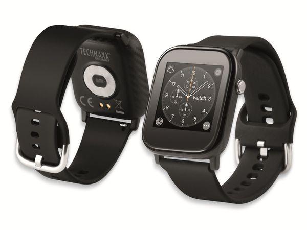 Smartwatch TECHNAXX TX-SW6HR, mit Temperaturmessung - Produktbild 4