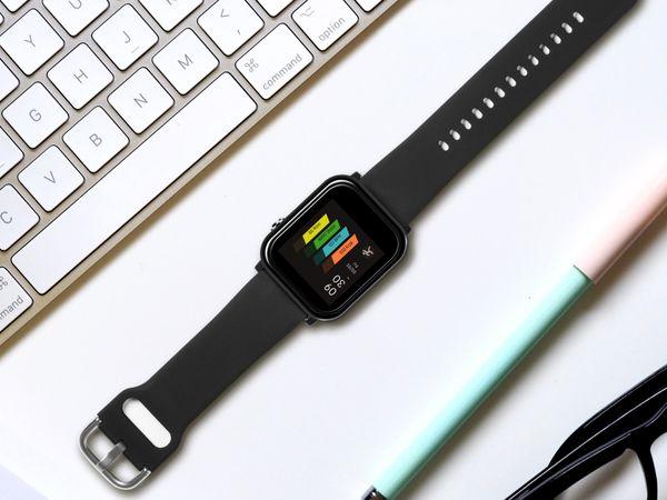 Smartwatch TECHNAXX TX-SW6HR, mit Temperaturmessung - Produktbild 6