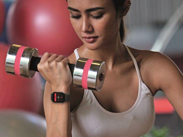 Smartwatch TECHNAXX TX-SW6HR, mit Temperaturmessung - Produktbild 9
