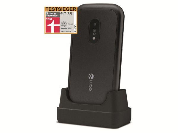 Handy DORO 6040, schwarz - Produktbild 2