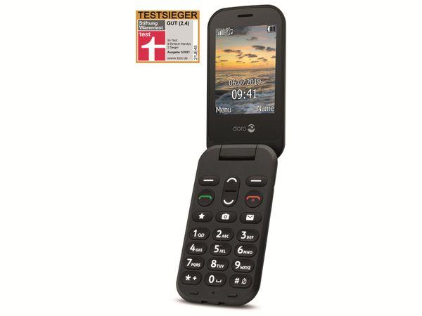 Handy DORO 6040, schwarz - Produktbild 4