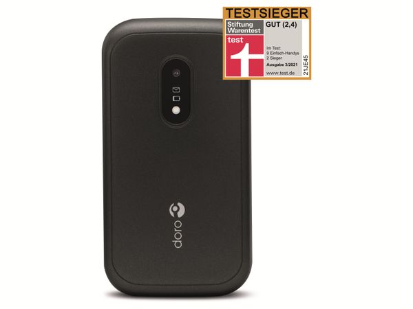 Handy DORO 6040, schwarz - Produktbild 6