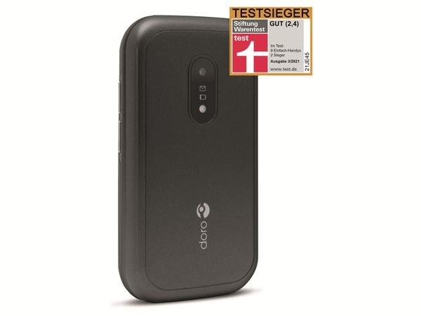 Handy DORO 6040, schwarz - Produktbild 7