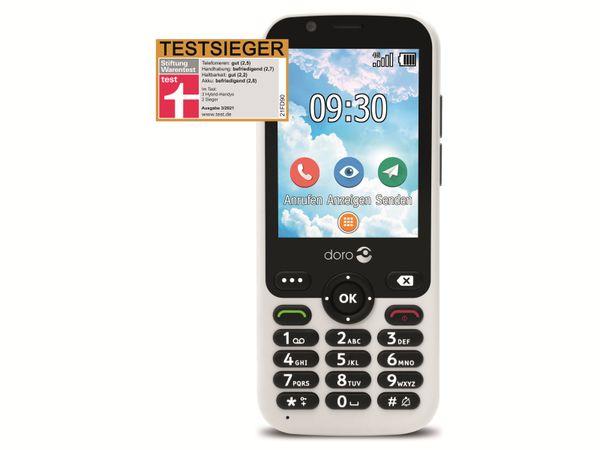 Handy DORO 7010, weiß