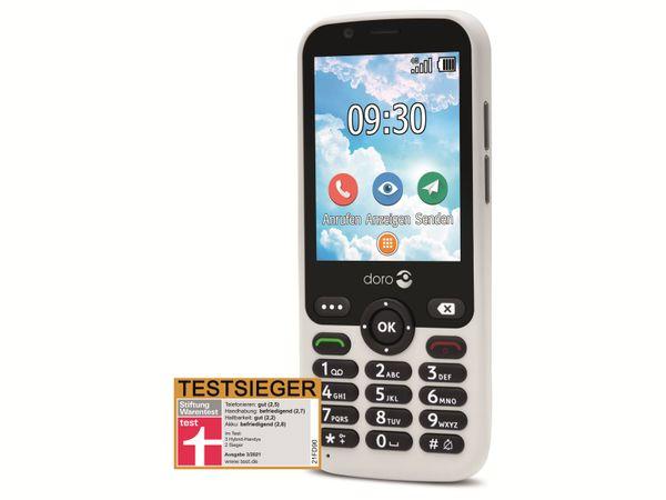 Handy DORO 7010, weiß - Produktbild 3