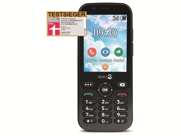 Handy DORO 7010, schwarz
